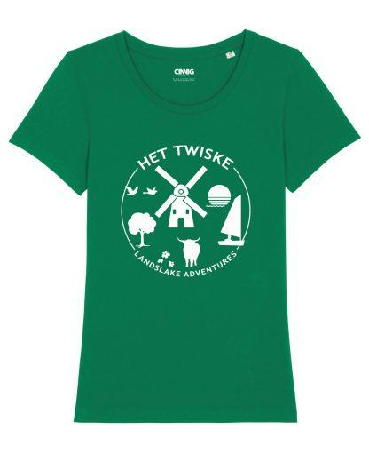 100% Biologisch T-shirt Het Twiske