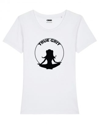 100% Organic T-shirt True Grit